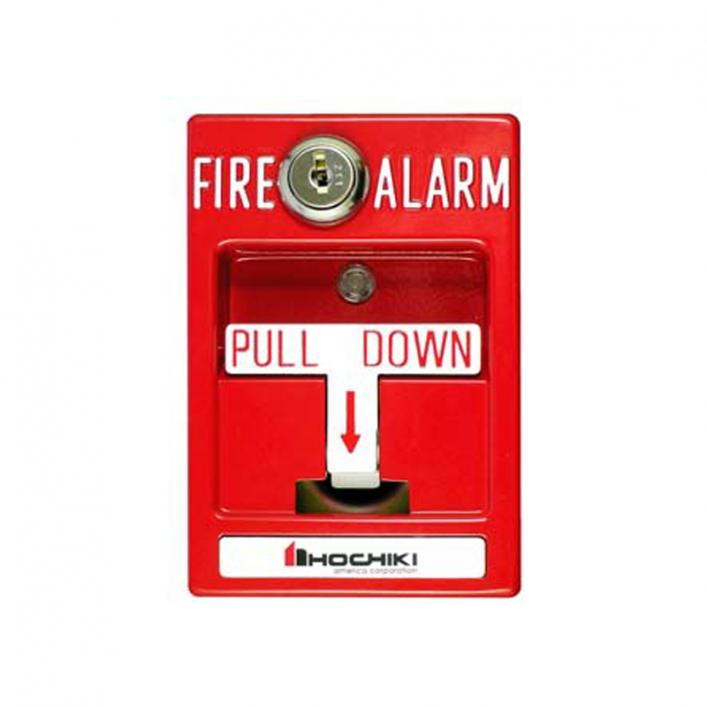 Nút Kéo Báo Cháy Khẩn Cấp Địa Chỉ DCP-AMS
