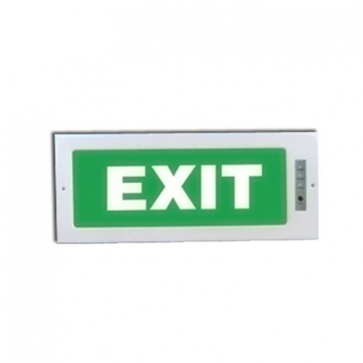 Đèn exit âm tường