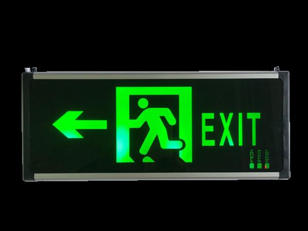 Đèn exit AED 2 mặt