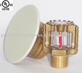 Đầu Phun Sprinklers Protector Âm Trần