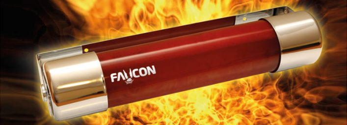 Bình chữa cháy Faucon