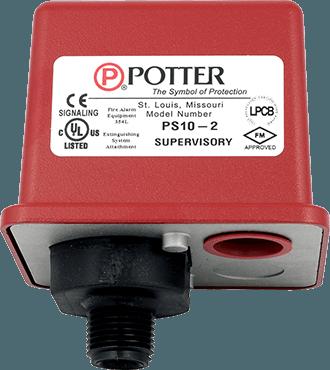 Công Tắc Áp Lực Potter PS10