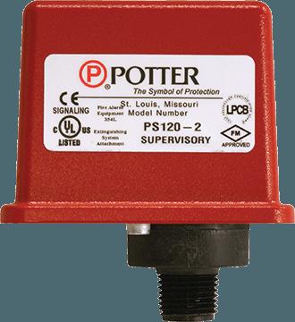 Công Tắc Áp Lực Potter PS120