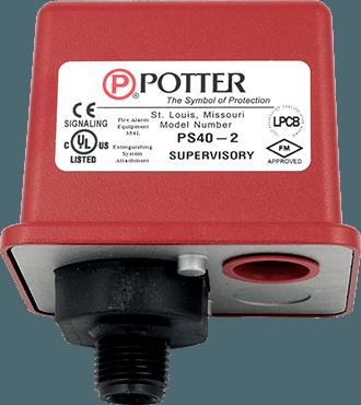 Công Tắc Áp Lực Potter PS40