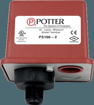 Công tắc áp lực Potter PS100