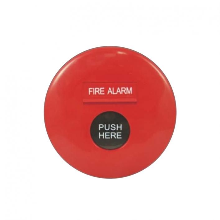 Nút Nhấn Báo Cháy Khẩn Cấp Tròn Lắp Chìm FMC-FP1