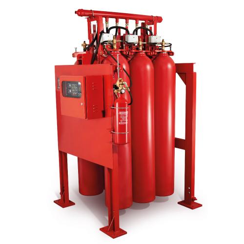 Hệ Thống Chữa Cháy Khí CO2 Eversafe