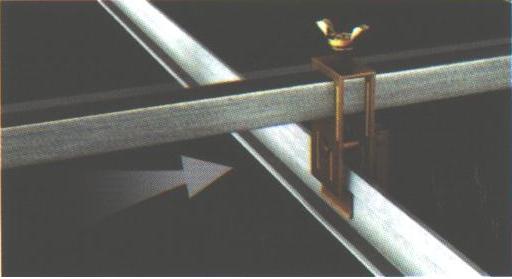 Lắp đặt ống mềm nối đầu phun sprinkler- bước 1