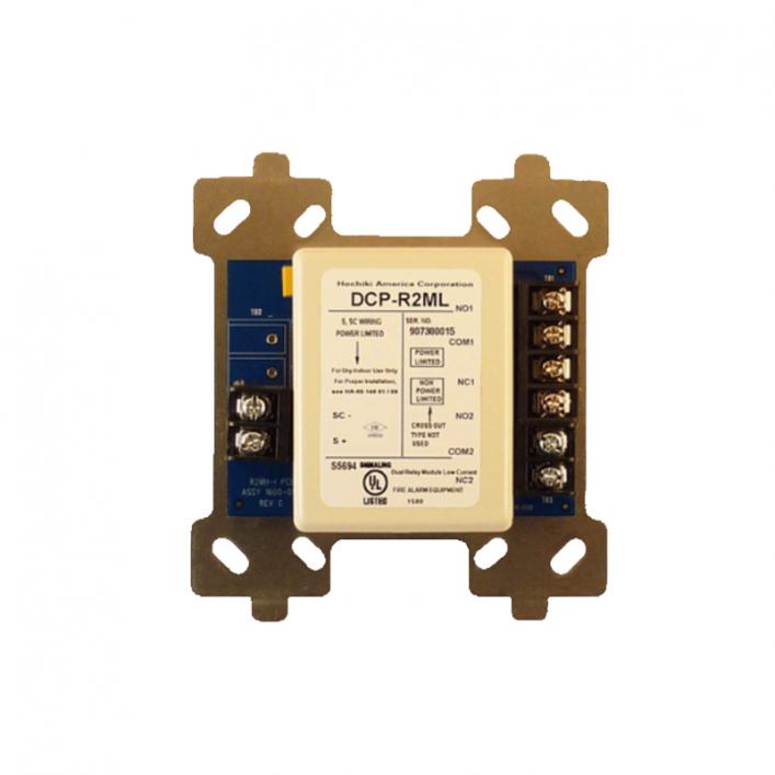 Module Điều Khiển Ngõ Ra 2 Relay 2A Không Điện Áp DCP-R2ML