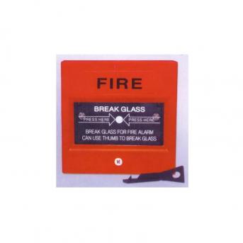 Nút Nhấn Báo Cháy Khẩn Cấp Vuông FM-FP1
