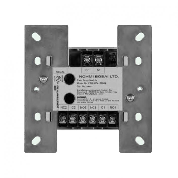Module Địa Chỉ Ngõ Ra Không Điện Áp FRRU004-TRM4