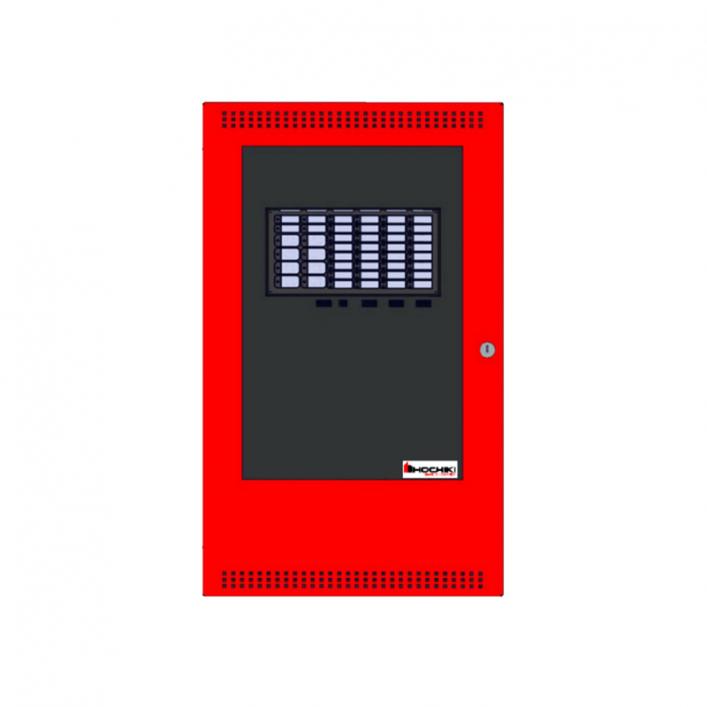 Trung Tâm Báo Cháy 8 Kênh Có Thể Mở Rộng 24-64 kênh HCP-1008EDS