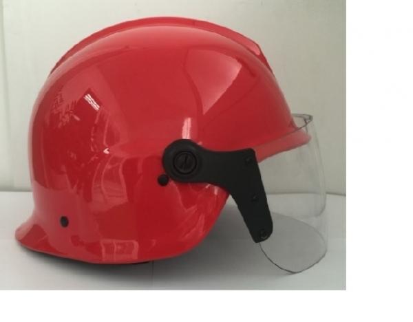 Mũ chữa cháy theo Thông Tư 48/2015/TT-BCA