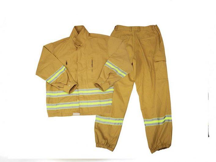 Quần áo chống cháy theo thông tư 48