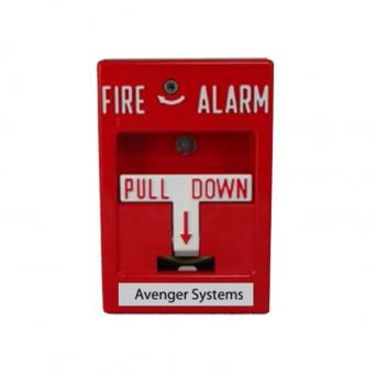 Nút Nhấn Báo Cháy Địa Chỉ AS3031-10