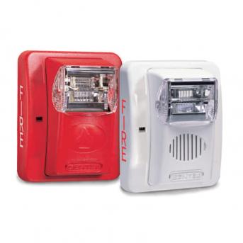 Còi Đèn Báo Cháy Kết Hợp AS4000-10