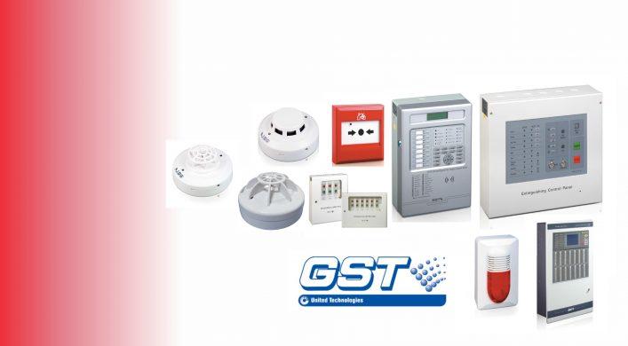 Các thiết bị báo cháy GST