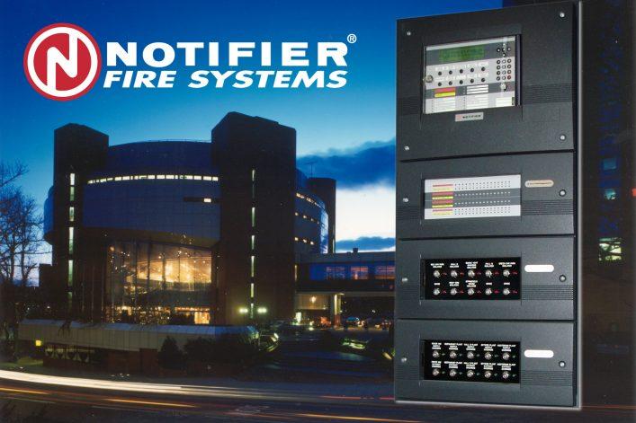 Báo Cháy Notifier (N6000, Onyx) Nhập Khẩu Chính Hãng- Phòng