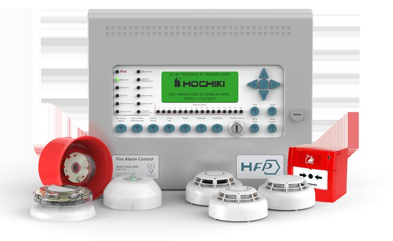 Hệ thống báo cháy Hochiki xuất xứ Nhật Bản