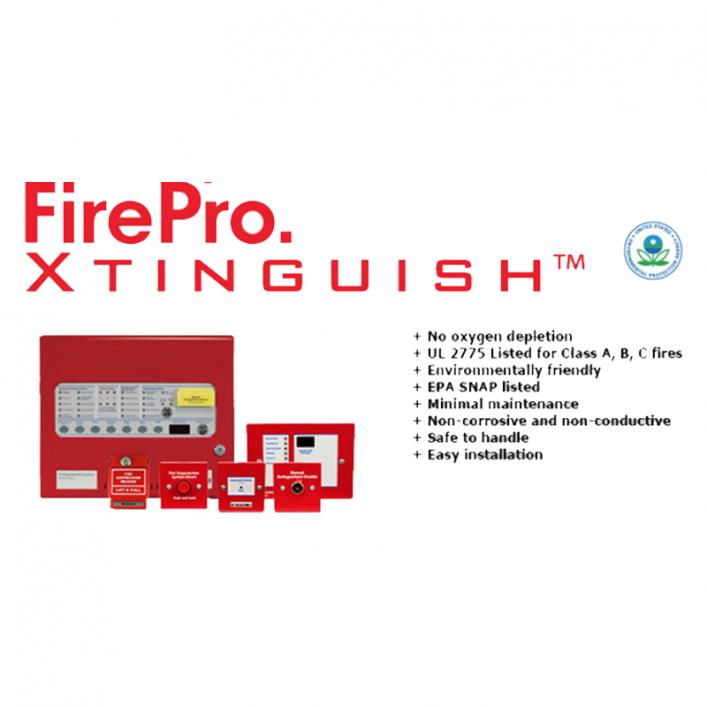 Các thiết bị trong hệ thống chữa cháy khí Aerosol Hochiki