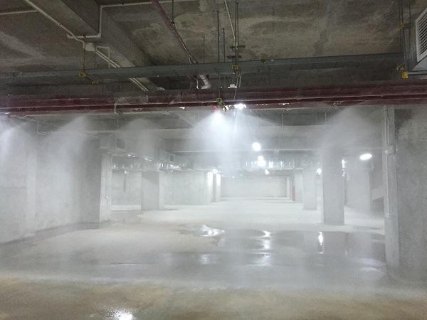 Hệ thống chữa cháy Sprinkler kết hợp hồng thủy