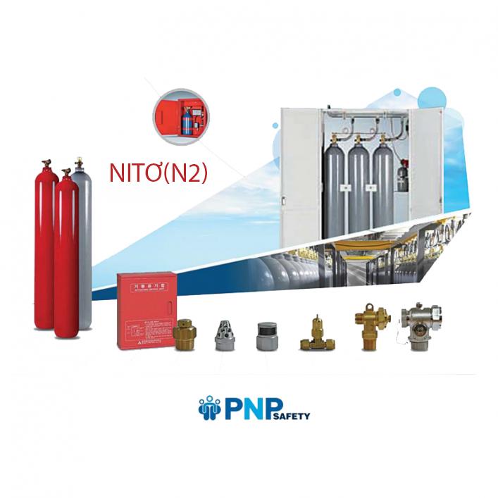 Hệ thống chữa cháy khí N2 PNP