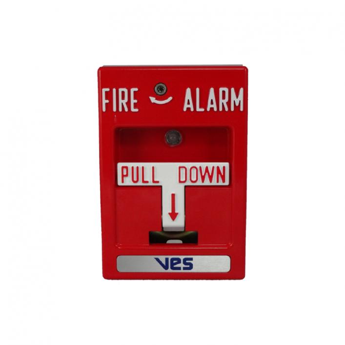 Nút Nhấn Báo Cháy Địa Chỉ VF3031-10