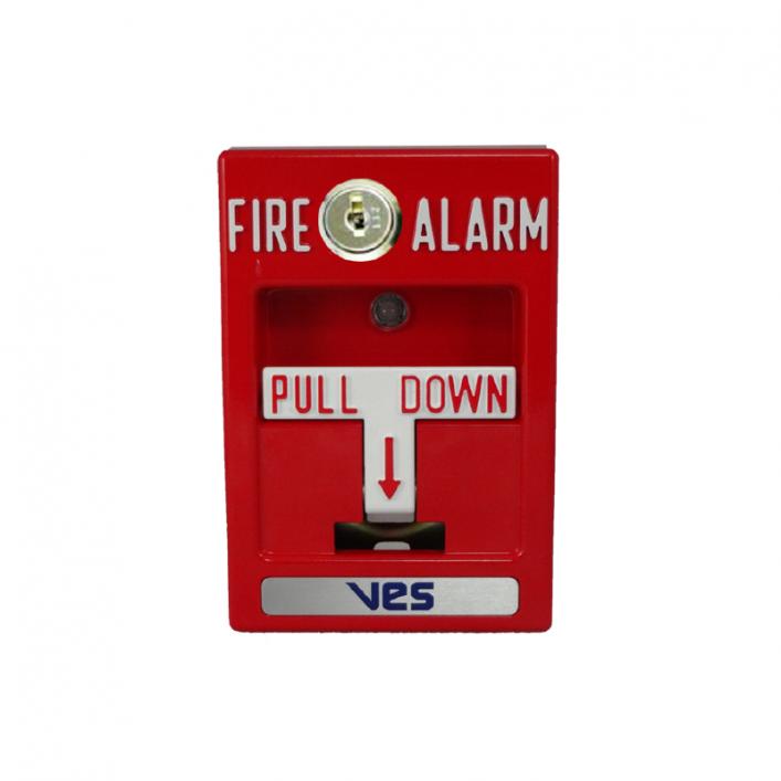 Nút Nhấn Báo Cháy Địa Chỉ VF3032-10
