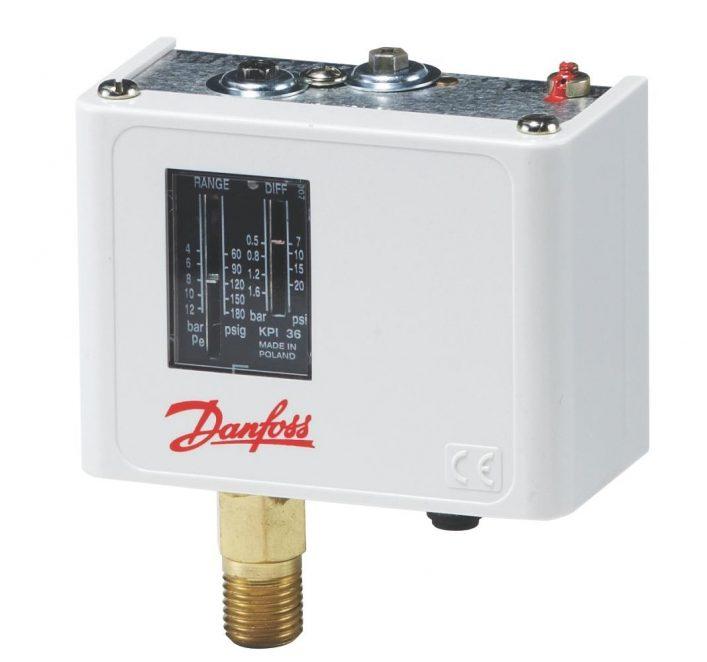 Công tắc áp lực Danfoss
