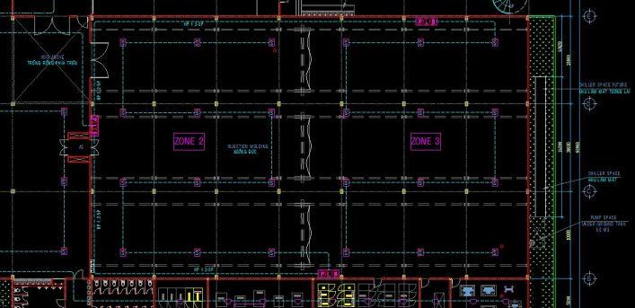 Bản vẽ hệ thống PCCC