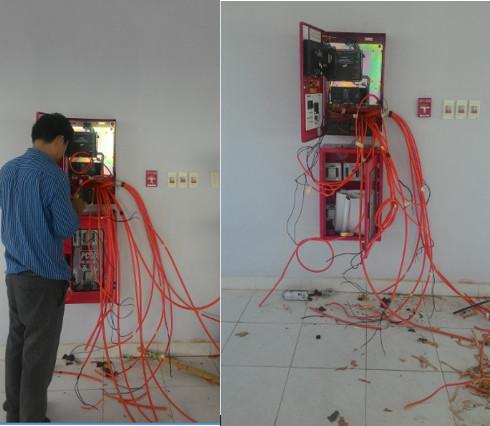 Lập trình hệ thống PCCC