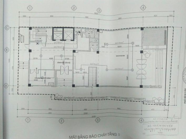 Thiết kế PCCC